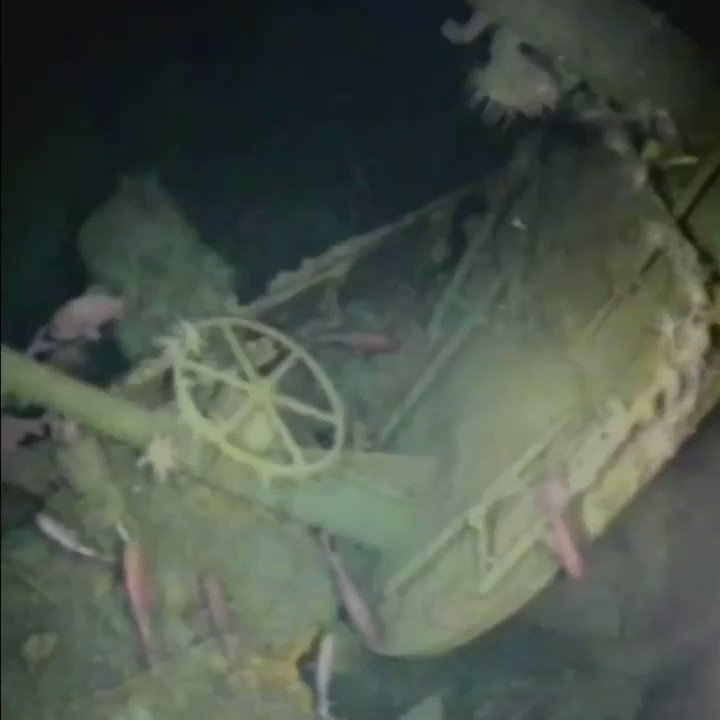 The 103-year search for this lost World War One submarine has finally ended  https://t.co/3xrwkMim7T https://t.co/u0obzTHJRw
