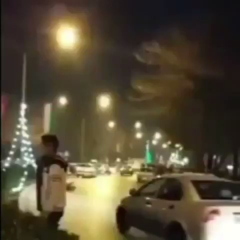 #IranProtests: Crowd in city of Isfahan chants 'Sorry Ayatollah Khamenei, it's time to go!' https://t.co/tQEx1dlyni