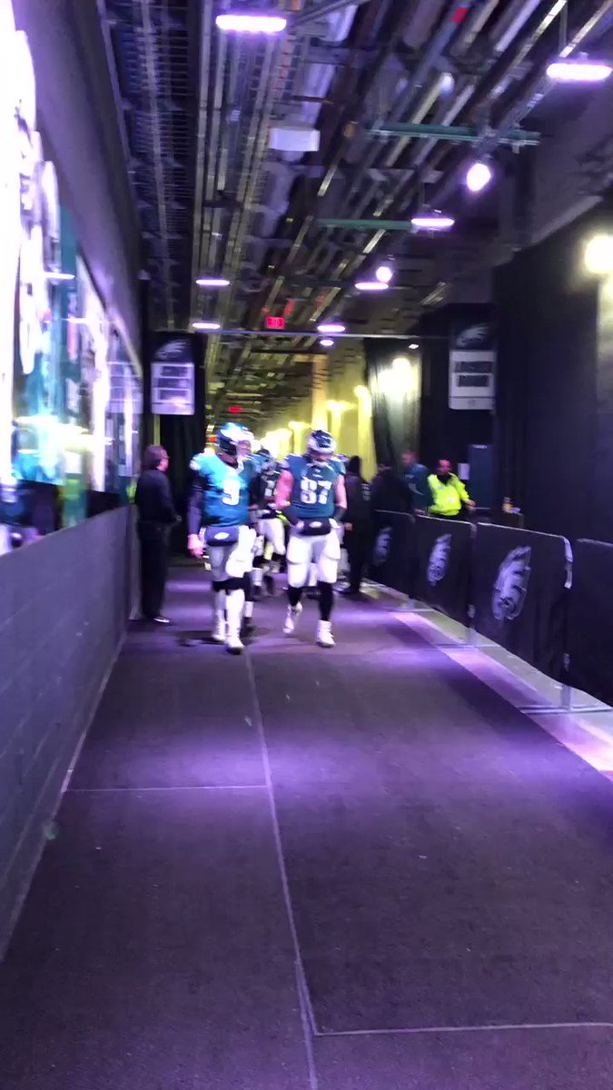 Almost that time.   #FlyEaglesFly https://t.co/J71zRrmGAN
