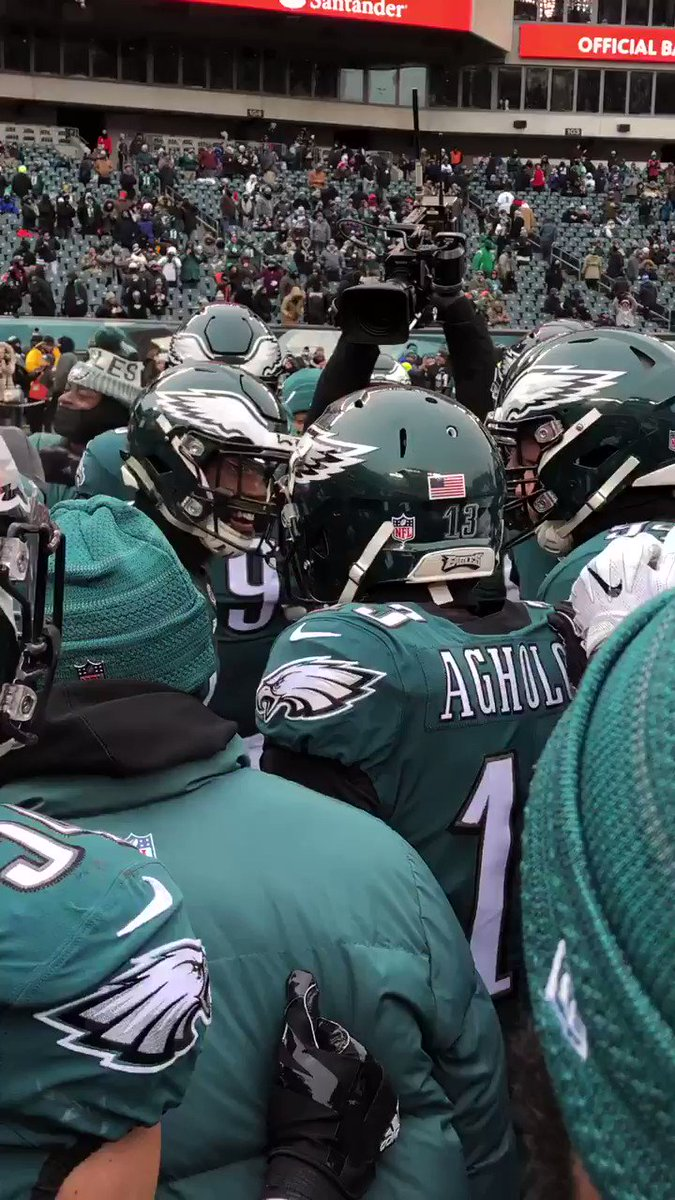 We all we got.   #FlyEaglesFly https://t.co/JE03T2f8No