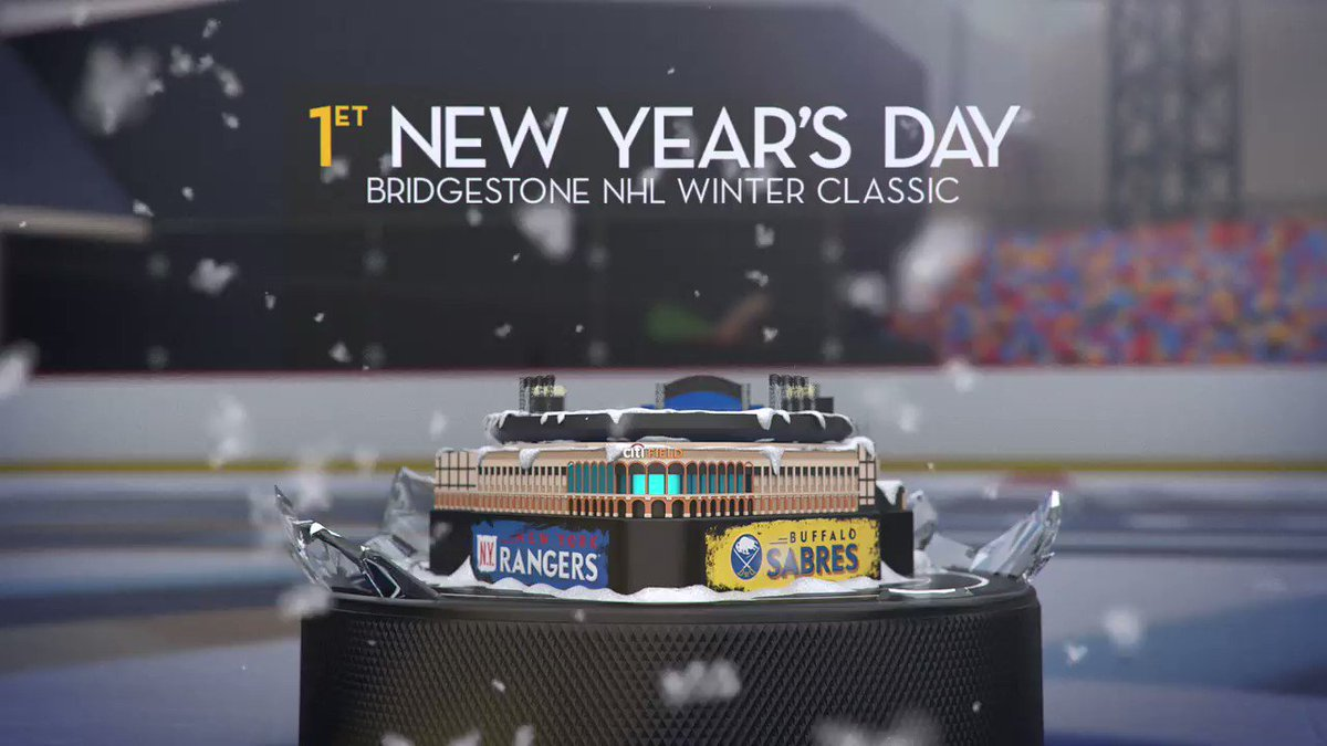 Watch the #WinterClassic live from @CitiField  today at 1 p.m. on NBC! @NHLonNBCSports @NBCSports https://t.co/ytkRpRMBEl
