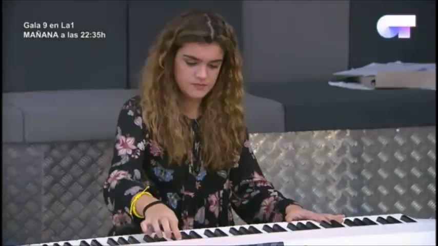 "RT @ibea7894: @La1_tve @OT_Oficial Amaia - ""El Toro Enamorado de La Luna"" ❤  https://t.co/xfeZXYHlSl  #FelizMiercoles #ot #Eurovision  #OTD…"