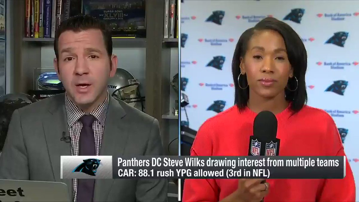 From the #Aftermath: A look at why #Panthers DC Steve Wilks has emerged as a hot head coaching candidate. https://t.co/7LgrTHcggP