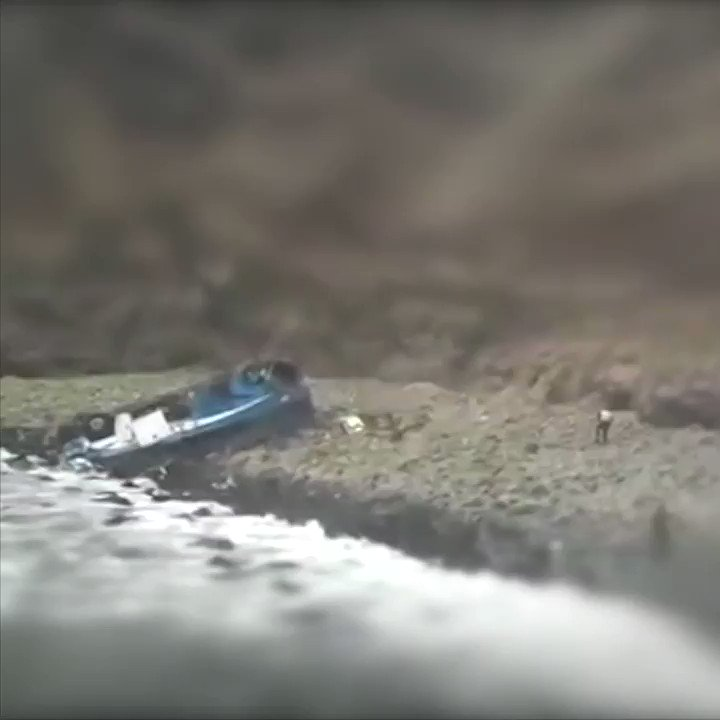 At least 48 people killed after coach falls 100m off a cliff in Peru https://t.co/f7JSGjsgtk https://t.co/g9tjtKmcp4