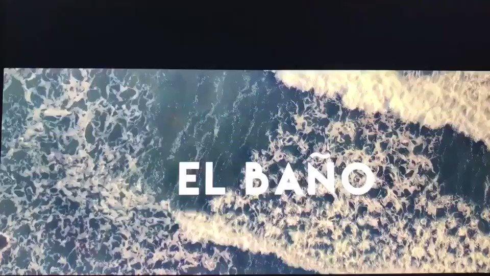 El Baño feat. @BadBunnyPR coming 1/12!!! https://t.co/iNnFIeXNfA