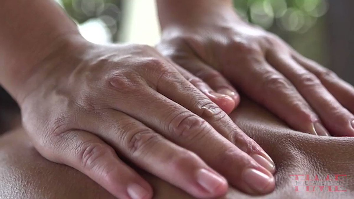 You Asked: Do massages have real health benefits? https://t.co/MZzvcBC09G https://t.co/KKIpDV7cvU