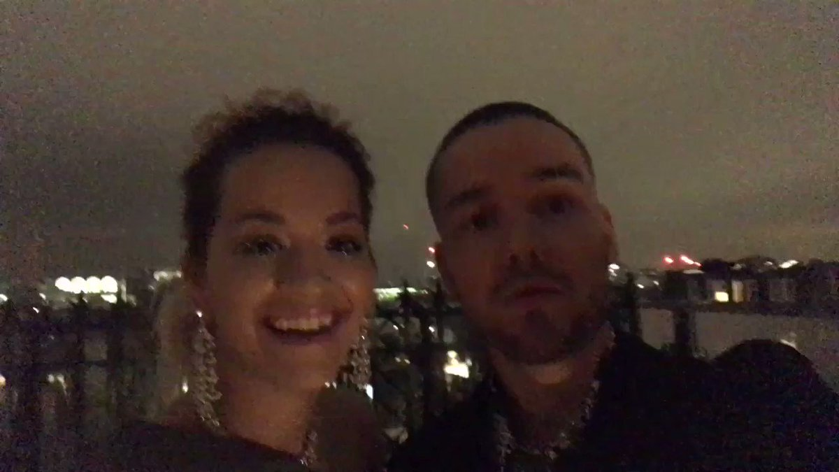RT @LiamPayne: Thank you from @ritaora and I ???????? #ForYou https://t.co/ZdXk1kybl1