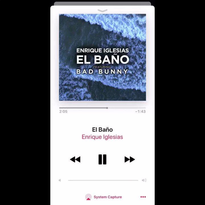#ELBAÑO feat. @BadBunnyPR #Friday https://t.co/kSx1IokR0f
