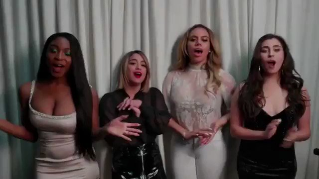 AHHHH #Harmonizers!! We know you're the #BestFanArmy �� RT to vote!! #iHeartAwards https://t.co/OvfZxKwv7t