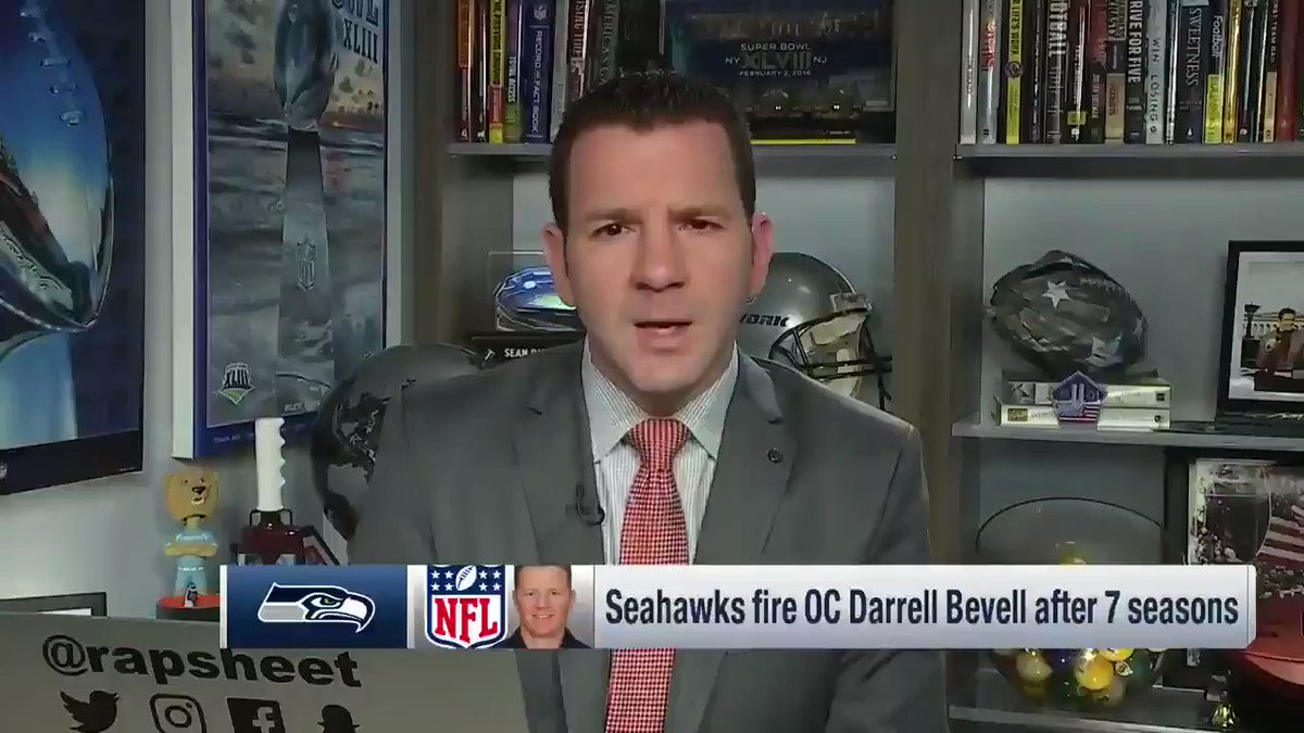 From Up to the Minute Live: The #Seahawks likely need two new coordinators for the 2018 season. https://t.co/SXo5f6VRET