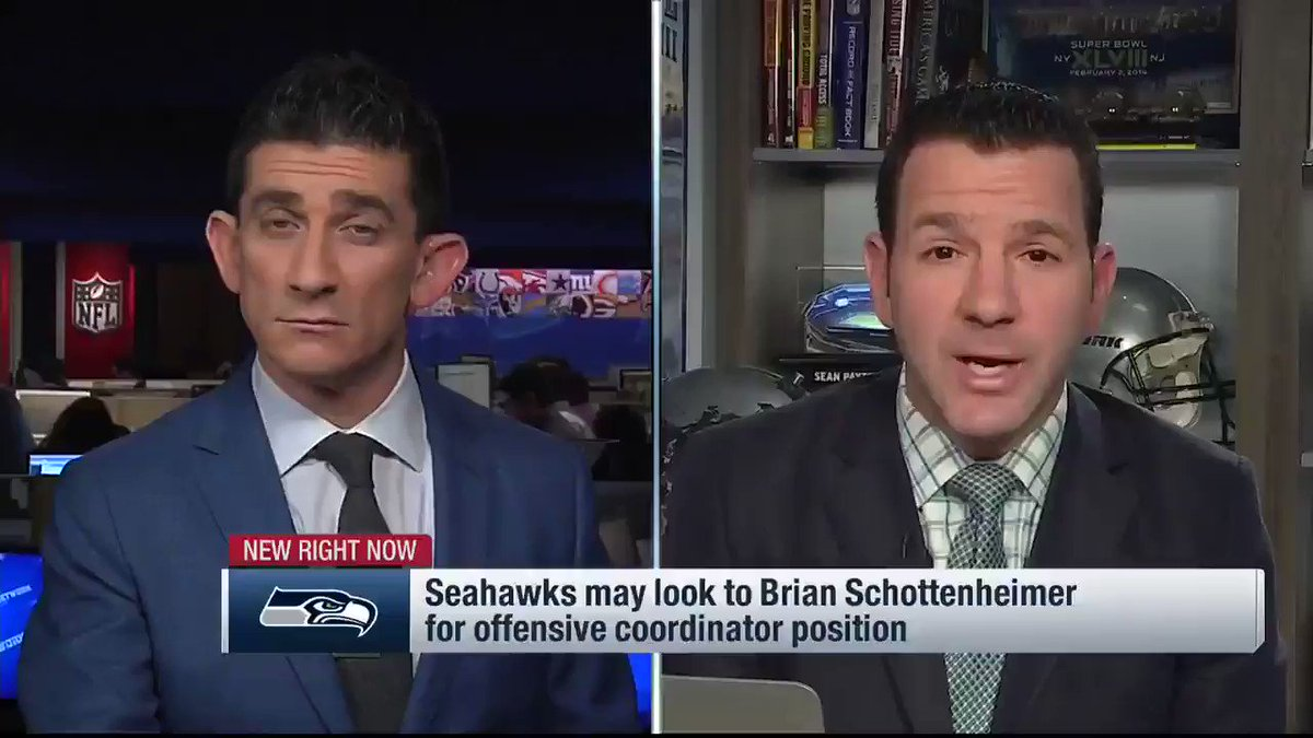 From Up to the Minute Live: The #Seahawks are interested in hiring OC Brian Schottenheimer for their vacant OC job. https://t.co/s9ptP5d8py