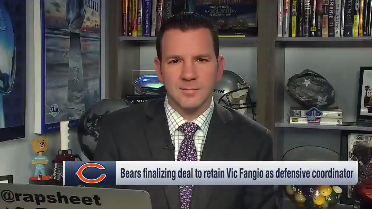 From Up to the Minute Live: A look at today's coaching news, with info on the #Bears, #Panthers and #Bills changes. https://t.co/uxqbSOjVma