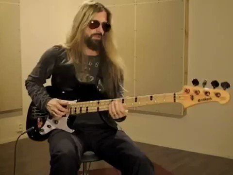 Happy Birthday to former Megadeth and White Lion bassist, James LoMenzo!