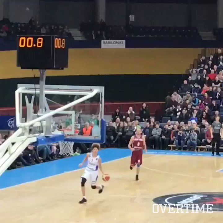 Gelo just dropped a game high  lithuania