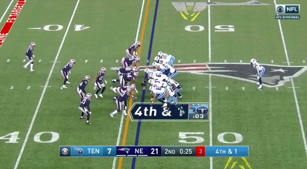Hell of a play by Kyle Van Noy jonnu smith