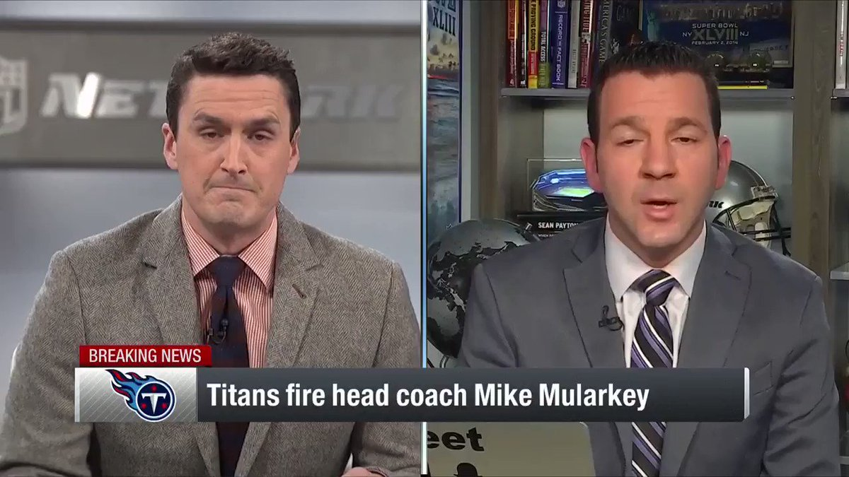 From Up to the Minute Live: A look at why the #Titans fired coach Mike Mularkey and some candidates to consider. https://t.co/44vP0qlA1q