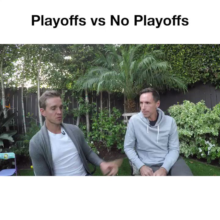 RT @2DadsUnited: Tell us your #sport and tell us your thoughts... #playoffs or no playoffs? https://t.co/n1ZjXiiGoK