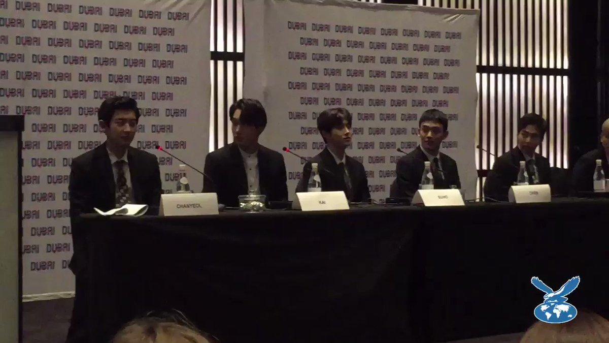 K-pop group EXO are in #Dubai! https://t.co/f5zh9U8UlU https://t.co/Ly4aTKoMbh