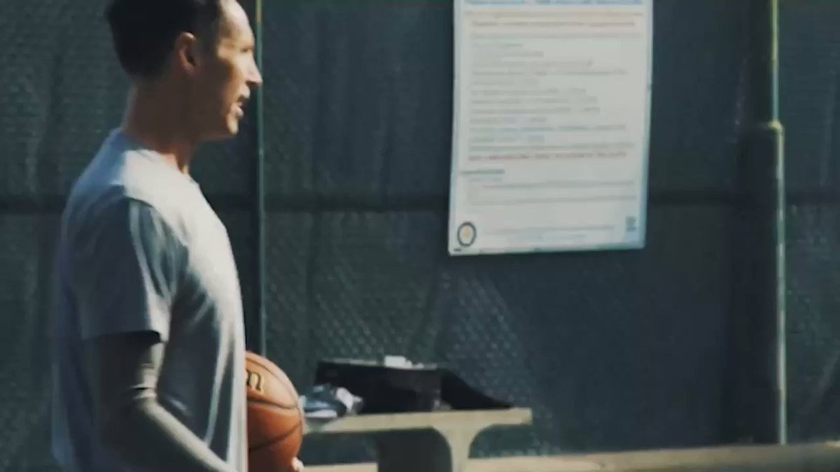 #GiveandGo...  https://t.co/uks4DGNxJ0  Really proud to share this series of workouts I did with young players around LA. So many kids applied that we shot the workouts and hopefully those who didn't get a chance can gain something from these clips. https://t.co/SXCjuTgkof