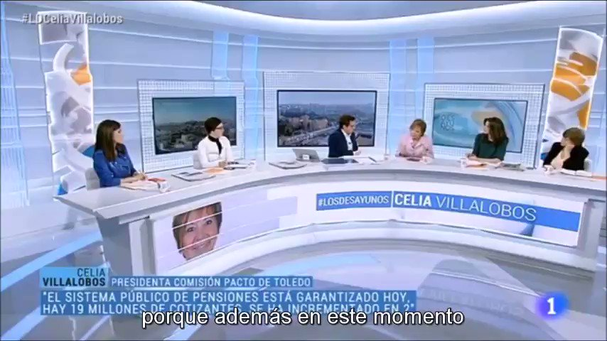 Celia Villalobos   La jubilaci celia villalobos