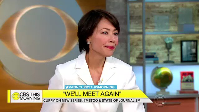 Ann Curry breaks silence on Ma ann curry