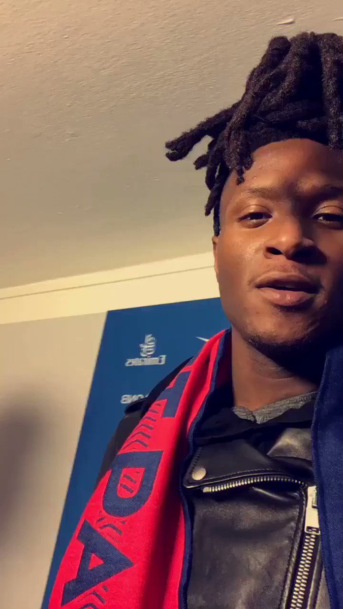 Great game indeed, @DeAndreHopkins! Thanks for coming out and supporting us tonight! #PSGDFCO 💪 https://t.co/90DHemCSUC