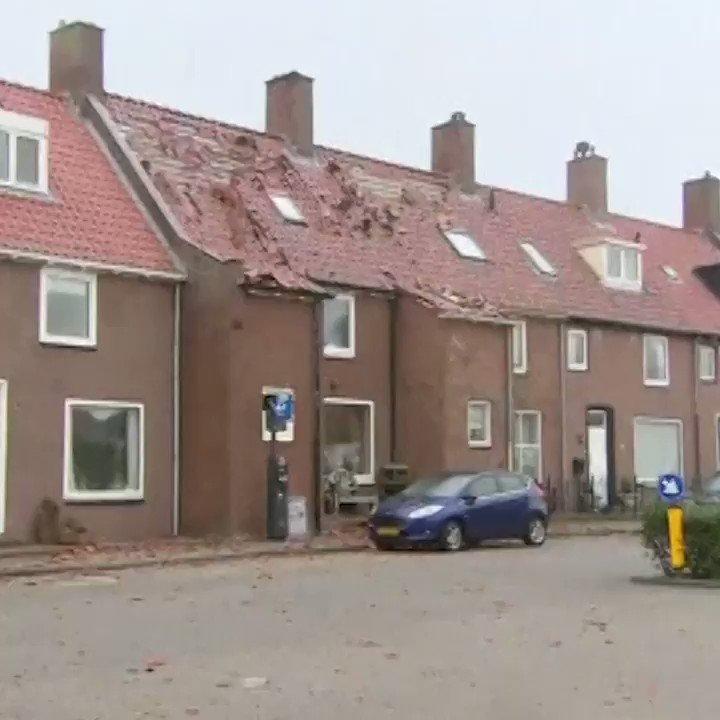Storm Friederike kills at least seven across western Europe