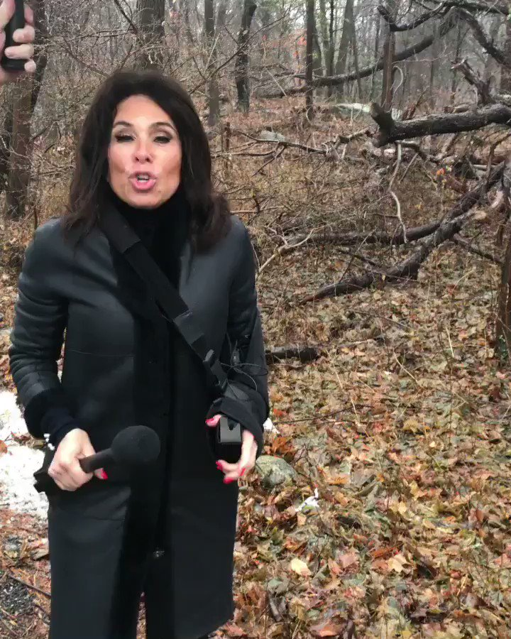 Up to the woods of Chappaqua, NY I go. I'm on the search for Hillary. All new #StreetJustice tomorrow! https://t.co/mFILGtT64I