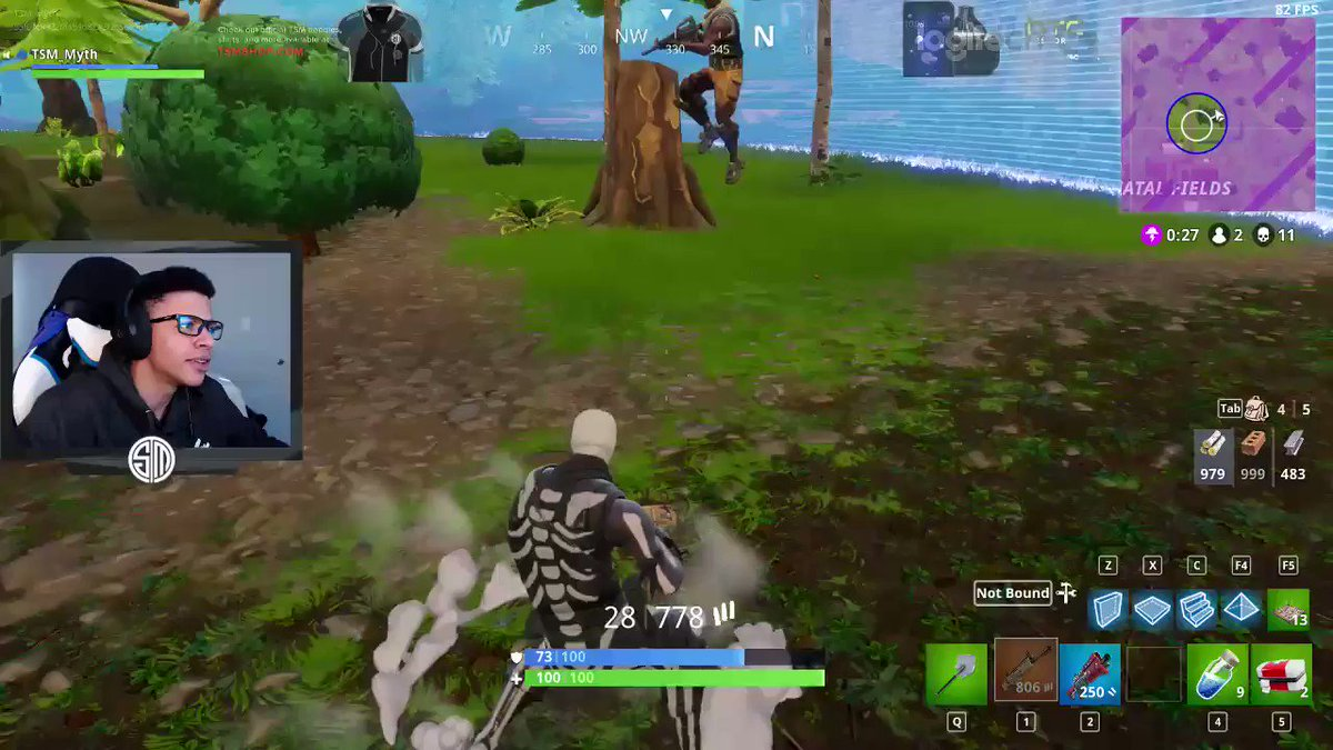 HOW DID THIS GUY COME IN TOP 2?! 😂😂  via @TSM_Myth https://t.co/Rd7NqNc0uA