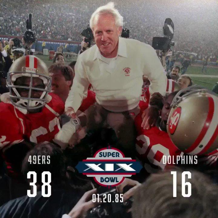 January 20th, 1985 �� @StanfordFball Stadium  Super Bowl XIX MVP, @JoeMontana https://t.co/DUT054MI9K