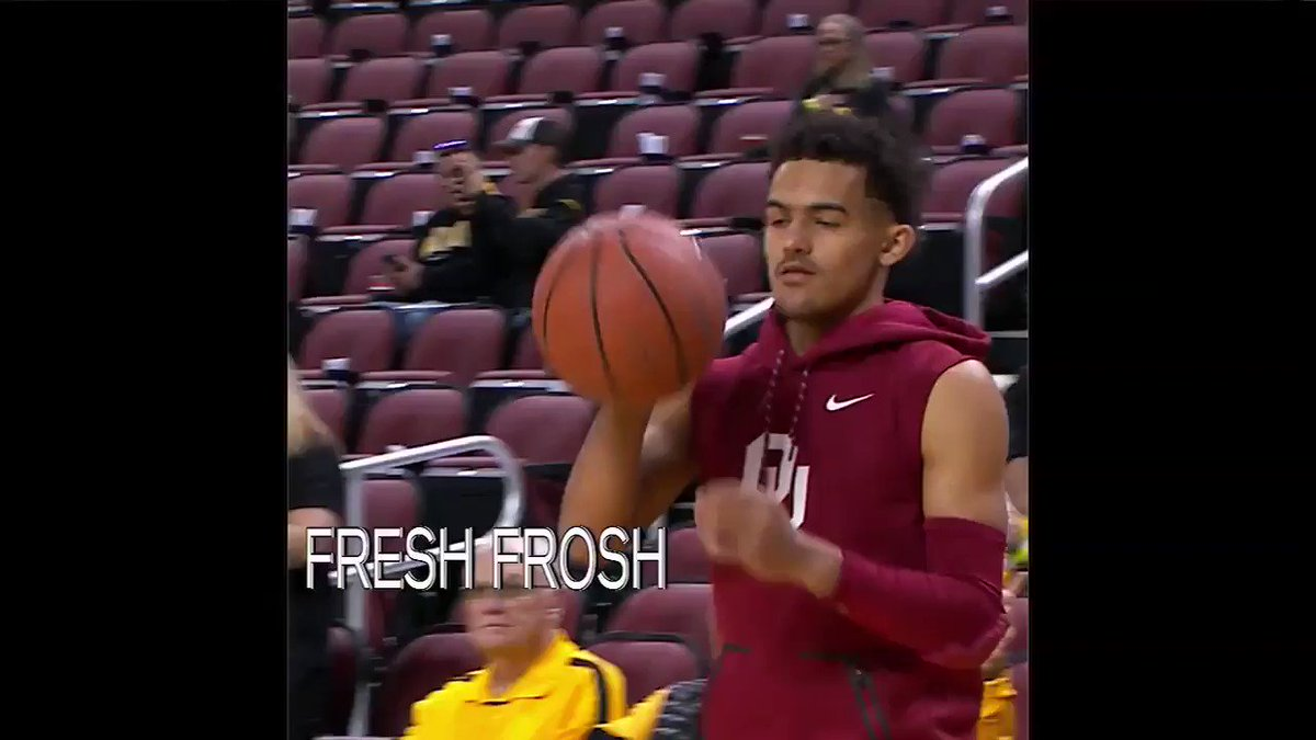 Trae Young's freshman season has been up there with some of the best. https://t.co/iKd3G48lTW