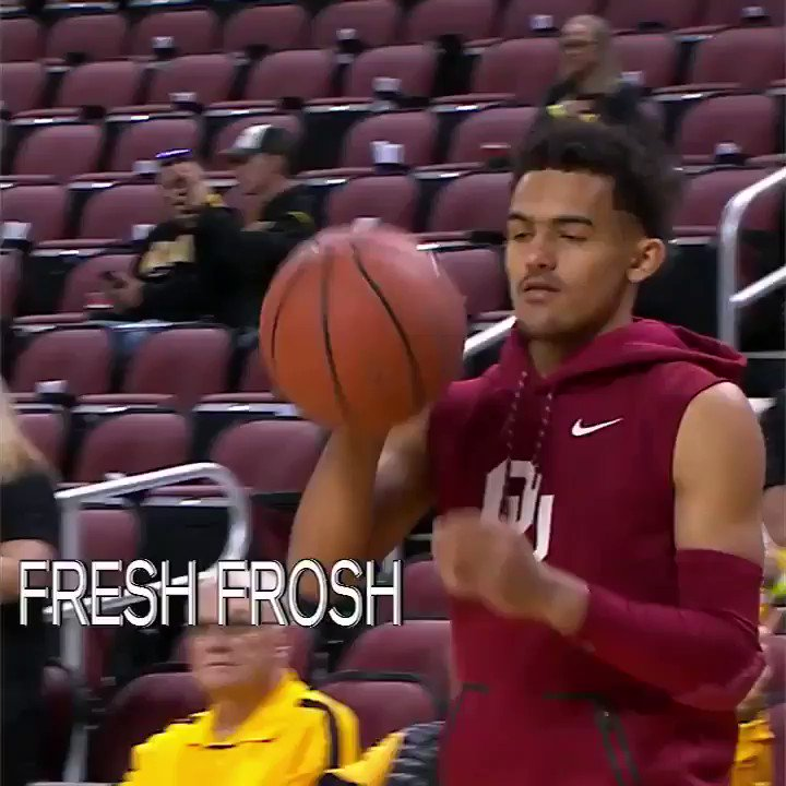 Trae Young's freshman season has been up there with some of the best. https://t.co/38FsGckWJH