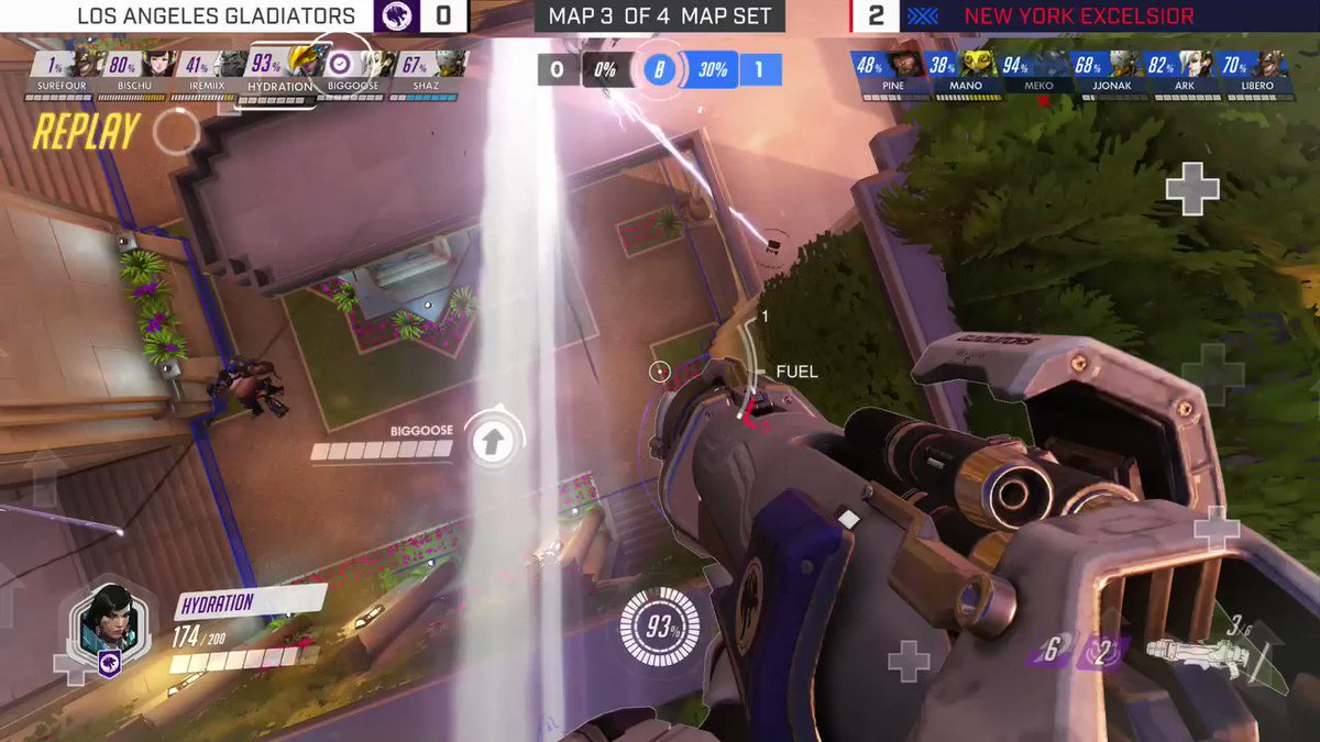 Indoor Superiority Achieved! - @Hydration #OWL2018 #ShieldsUP  https://t.co/U6dIipgQGs https://t.co/Yj6nuiHLZT
