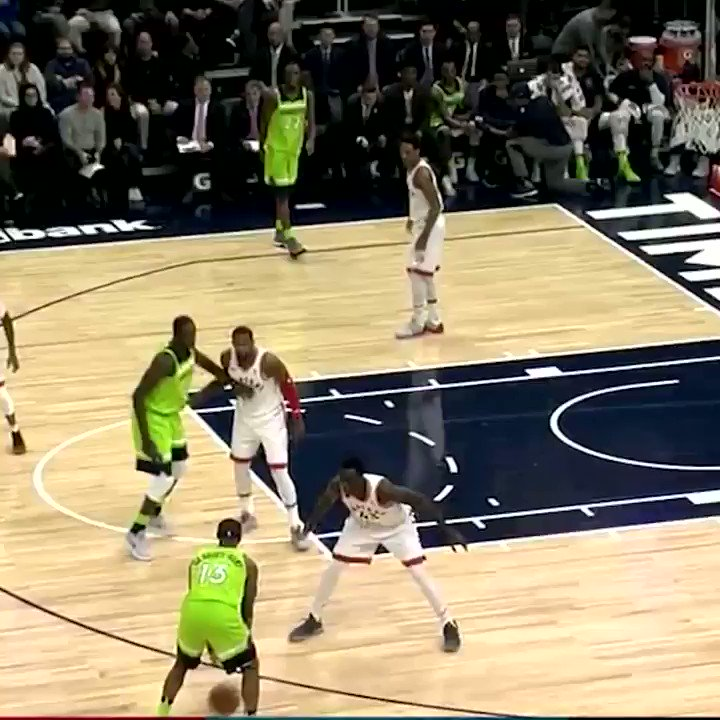 Best to just stay out of Wiggins' way. �� #SCtop10 https://t.co/m320mG6xob