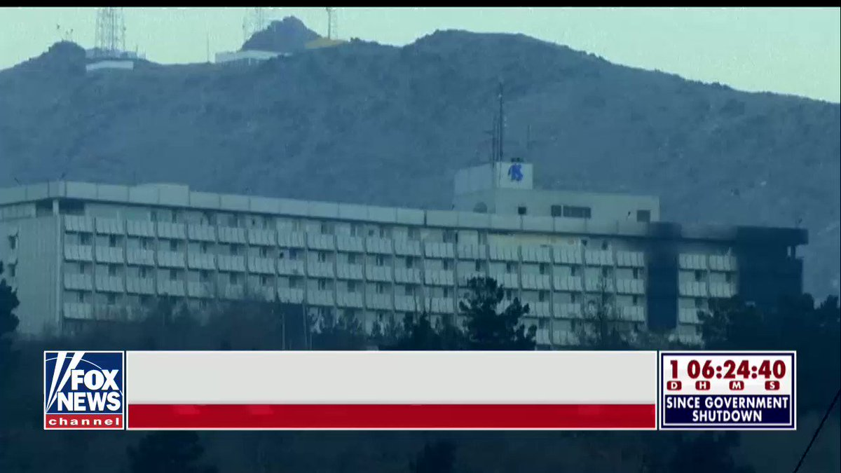 Taliban Claims Responsibility for Kabul Hotel Attack https://t.co/PVOh6EV9qt
