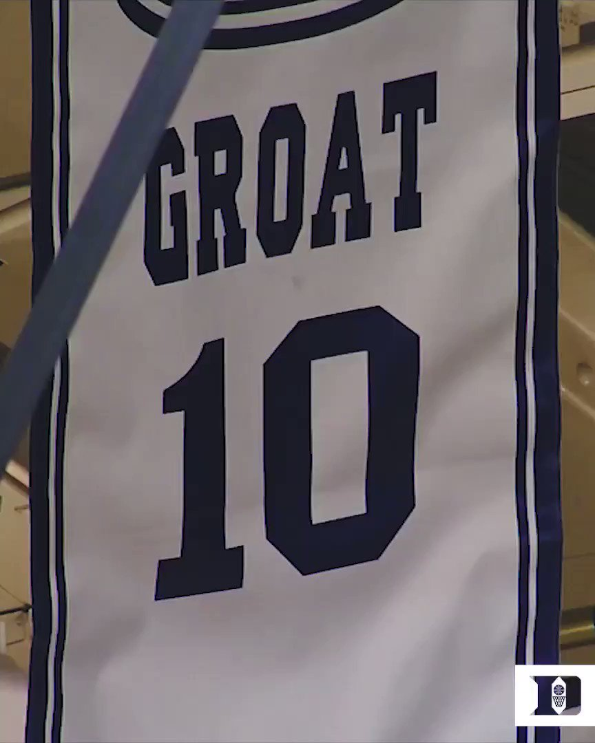 RT @DukeMBB: Was a pleasure to honor jersey retiree Dick Groat back at the crib yesterday.   #TheBrotherhood 🙌🔵😈 https://t.co/cX7VbhsBgd