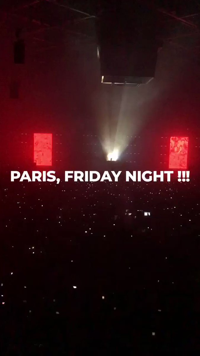 Paris Bercy was amazing !!! 15.000 people but we feel like one ❤️ #guettatour2018 @AccorH_Arena @AuguriProd https://t.co/6oVlzx0mhK