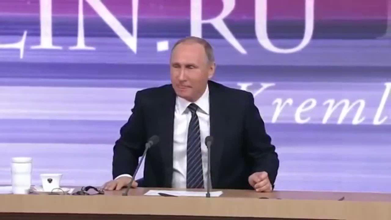 """Песков заявил, что неудобных вопросов для Путина не существует. Пресс-секретарь главы государства подчеркнул, что президент легко """"препарирует"""" любые некомфортные вопросы. https://t.co/m9KAoeLoMb"""