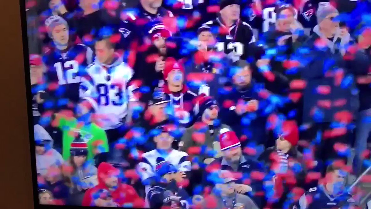 Bill Belichick's utter contempt for the AFC Championship trophy remains legendary https://t.co/9TDv96qxde