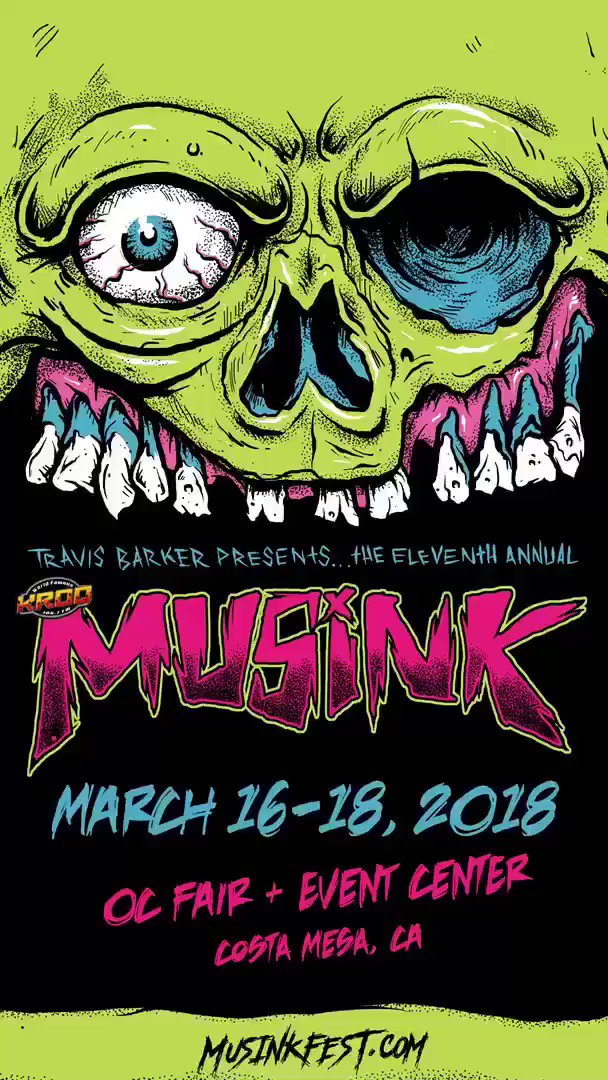 I'll be on @kevinandbean @kroq tomorrow at 7am announcing @Musink_TatFest line up ���� https://t.co/NUHyaK4bZ8