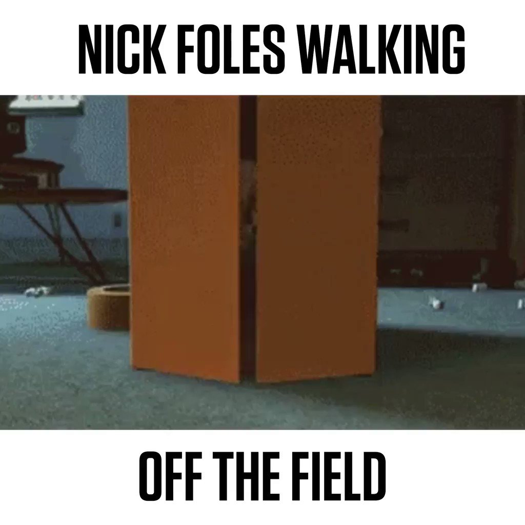 Nick Foles just led the Eagles to the Super Bowl. https://t.co/hFo5KrTwcF