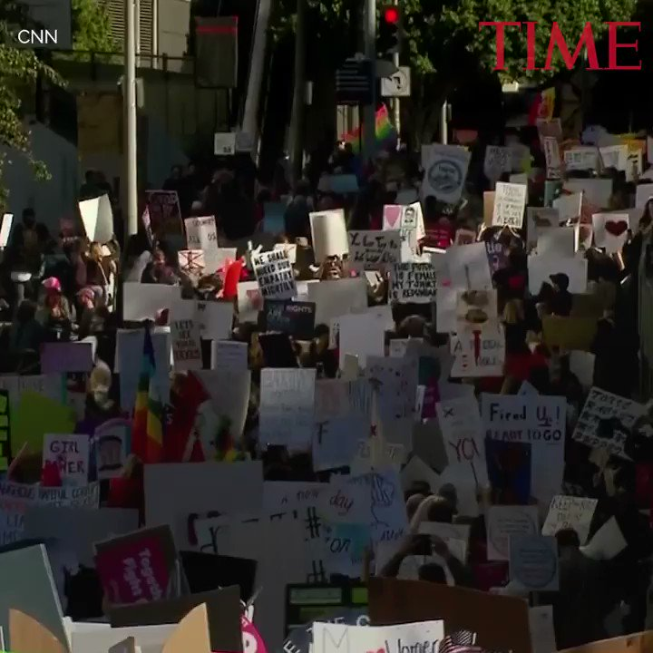 Women rally around the globe after huge U.S. marches https://t.co/CyMc3HAOmP https://t.co/CzHkdSrVxN