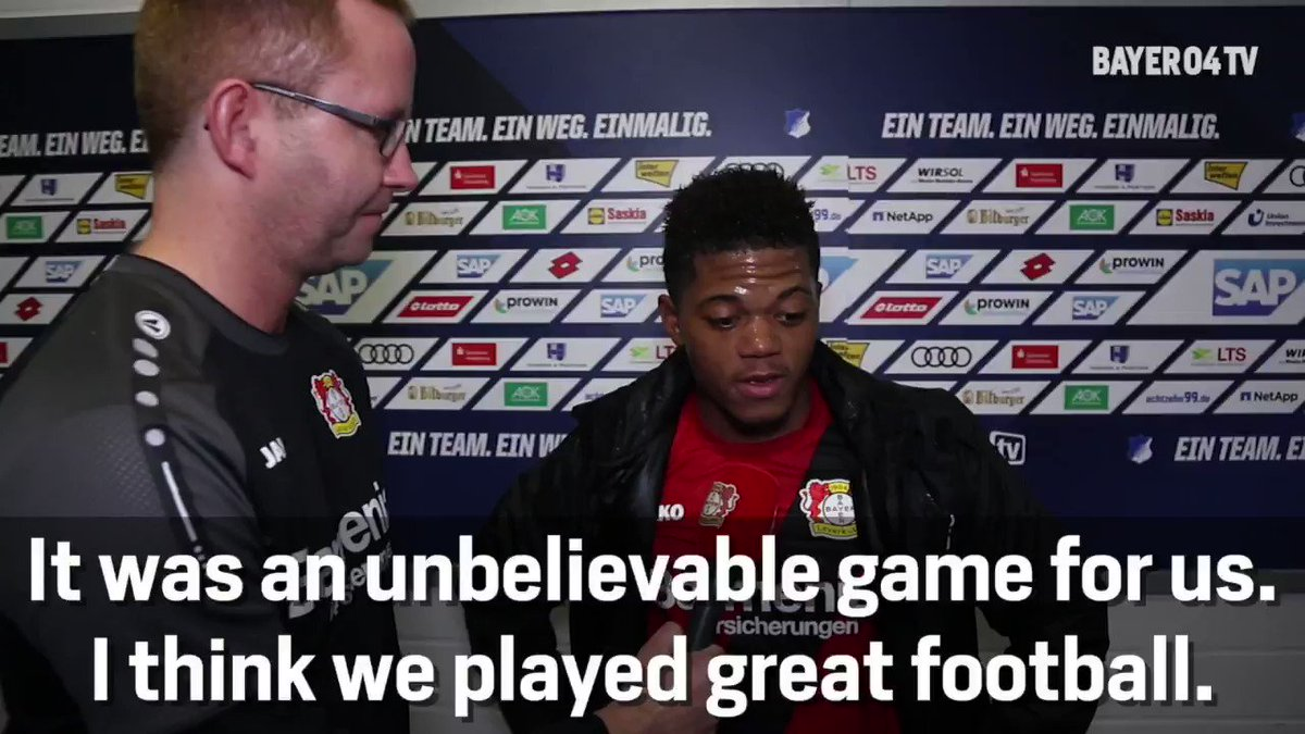 We caught up with @leonbailey after #TSGB04.  Here is what he had to say: https://t.co/wxepSVSPiW