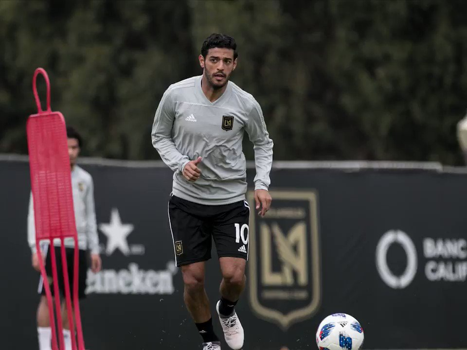 RT @LAFC: Clinical, @11carlosV.  #LAFC https://t.co/2TJTPYFc6g