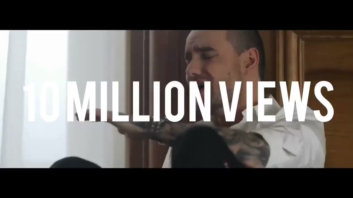 #ForYou video has over 10M views already!!!! Thank you guys so much!!! ???????????? https://t.co/hO473AXsbJ @LiamPayne https://t.co/R9dtHWEJKt