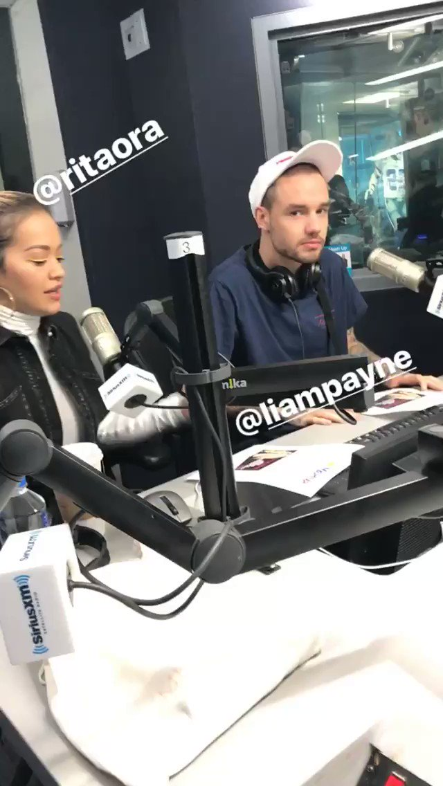 RT @MorningMashUp: Two of our favorites! @RitaOra and @LiamPayne https://t.co/oEZZoAFGZC