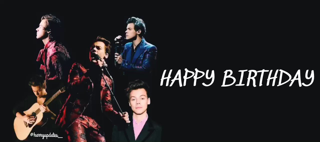 2 1   Harry 24      Happy birthday ! 3                                 24