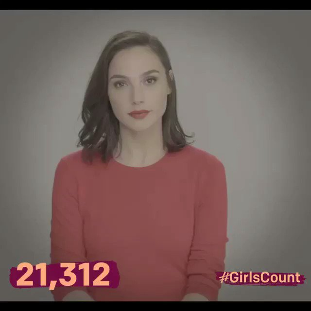 I'm joining #GirlsCount to fight for the dreams of girls everywhere. Join me & @ONECampaign at: https://t.co/O9WyVR1SKB https://t.co/WjMVuL40Bw