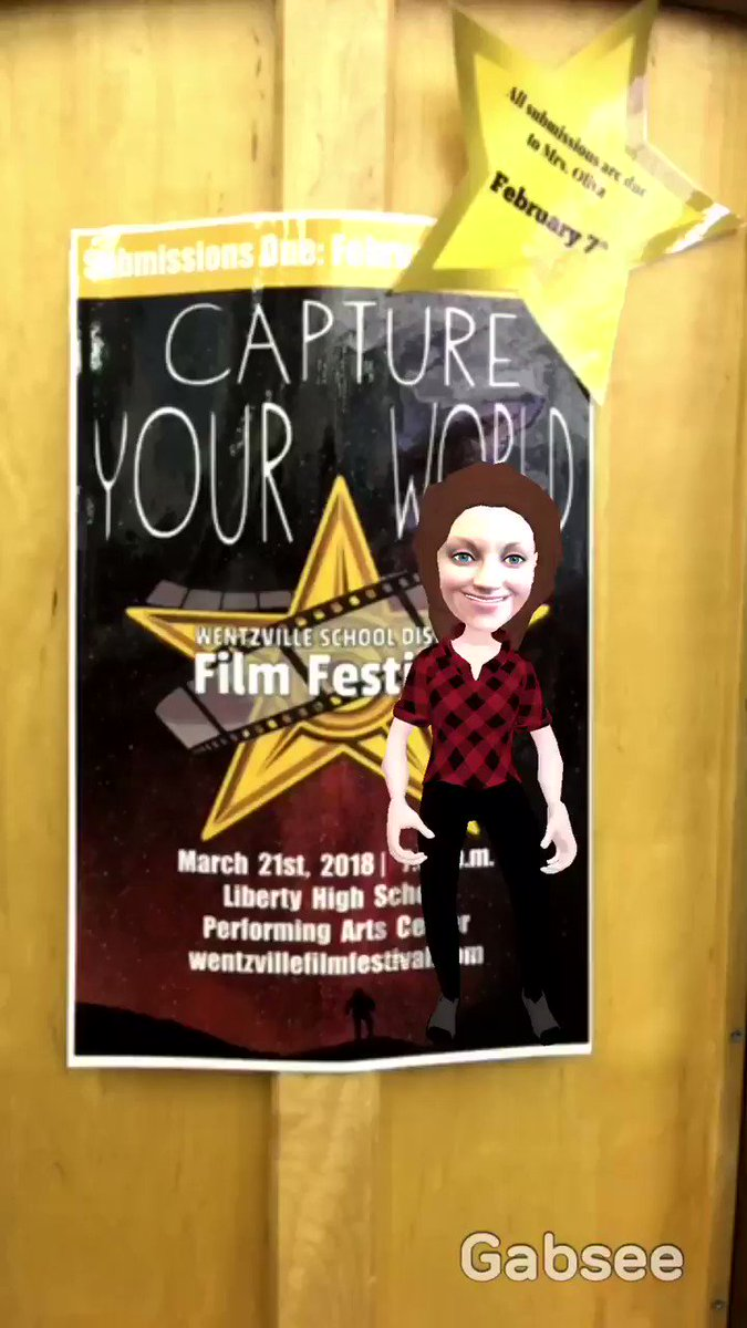 It's true. Mrs. O can't wait to see your films! Submit to her by email by 2/7 for the chance to win a GoPro! #wsdlibraries #whatwedo #wsdfilmfestival https://t.co/cPUuXFYWrp