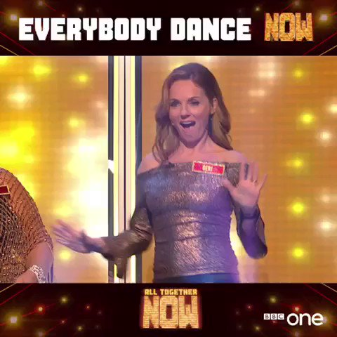 Everybody dance now! Tonight  @alltogethernow 715pm BBC1 ???? https://t.co/CE3eAAcfez